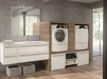 Uma ideia inovadora: o banheiro lavanderia