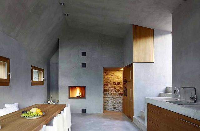 Uma casa com pedras é sinônimo de elegância, luxo e requinte