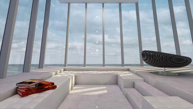 Cliff House goza de uma vista panorâmica