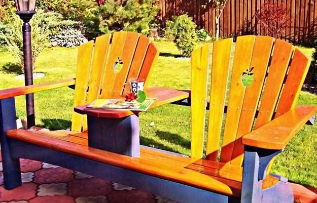 Reciclagem criativa: 10 modelos engenhosos para reutilizar cadeiras velhas