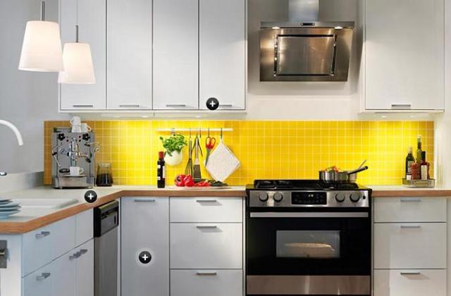Uma cozinha única