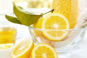 Usando o limão para desinfetar e limpar a casa
