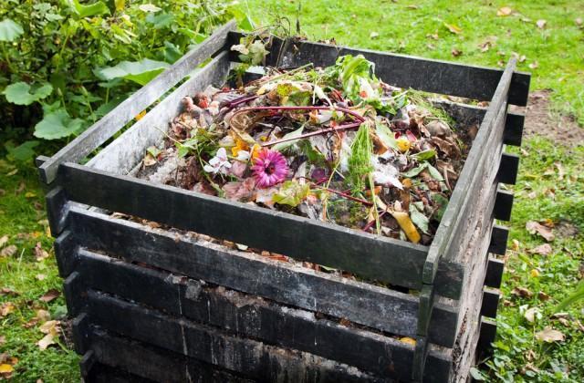 Como construir um componente para reciclar residos orgânicos fazendo você mesmo no jardim