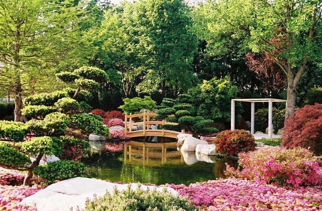 Jardim no estilo japonês: as melhores ideias