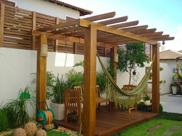 Como escolher a decoração ideal para o jardim ou terraço