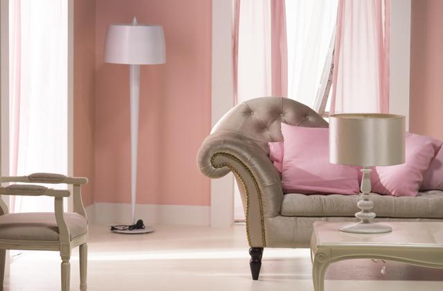 Cinza e rosa, as novas tendências das cores para a casa