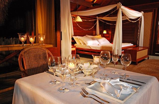 Criando a atmosfera romântica perfeita no quarto
