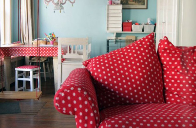 Usando o vermelho para decorar a casa: dicas e truques