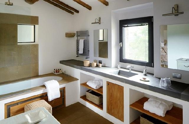 Banheiro em alvenaria : uma escolha vencedora