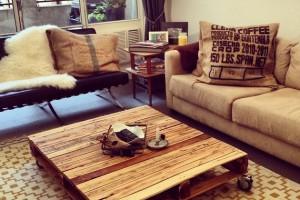 Mobiliário de cortiça, mobiliário de design
