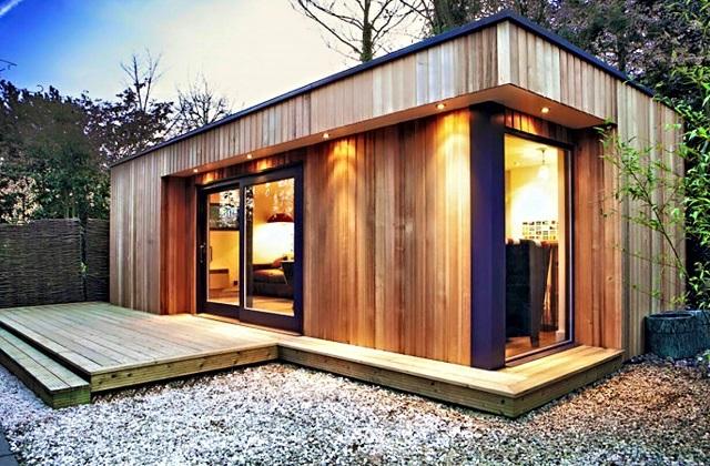 5 boas razões para investir em uma casa pré-fabricada de madeira