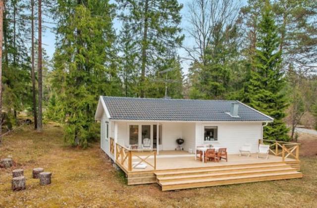Tornando um sonho em realidade:  viver em uma casa na floresta