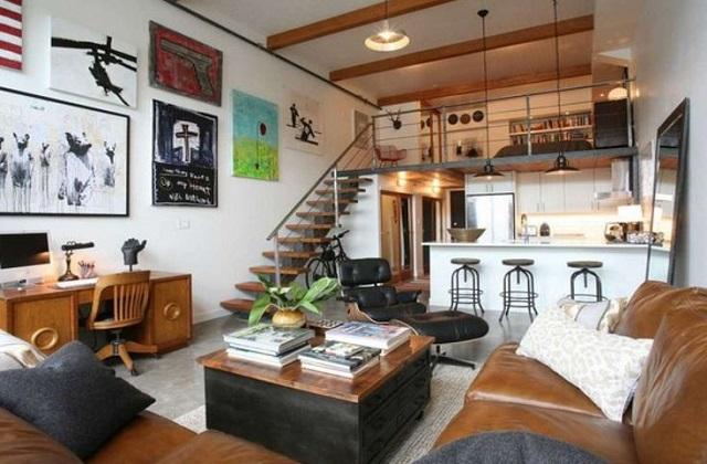 Pequena casa, tetos altos: dicas para usar o espaço