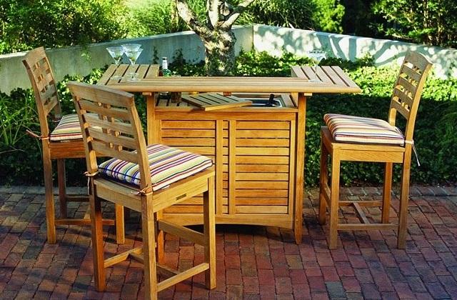 Como criar um bar em angulo no jardim
