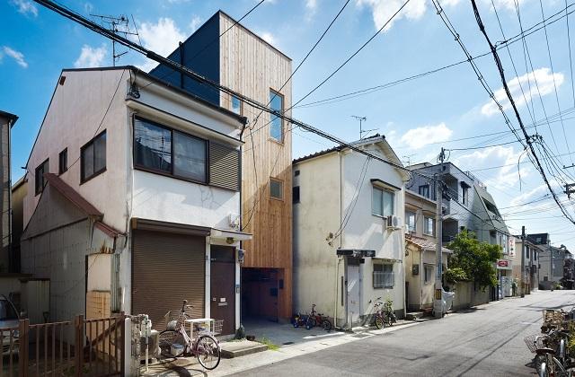 Uma mini casa japonesa de apenas 36 m²