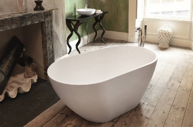 Pequenas banheiras, grande relaxamento