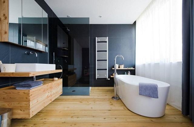 Decorando o banheiro em stile fusion: simplicidade e elegância