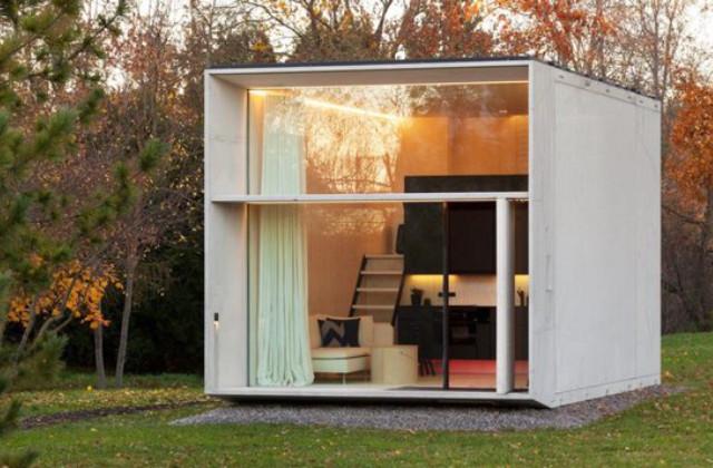 Koda: A nova pequena casa solar pronto em 4 horas