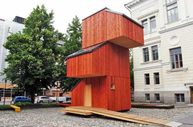 Kokoon: A tiny house que é construída em apenas 24 horas
