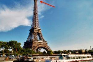 O apartamento privado de Gustave Eiffel, no topo da mais famosa torre do mundo