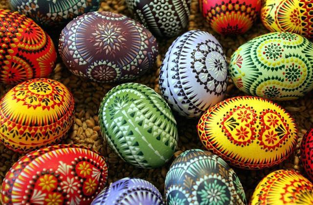 O ovo é por excelência o símbolo da Páscoa
