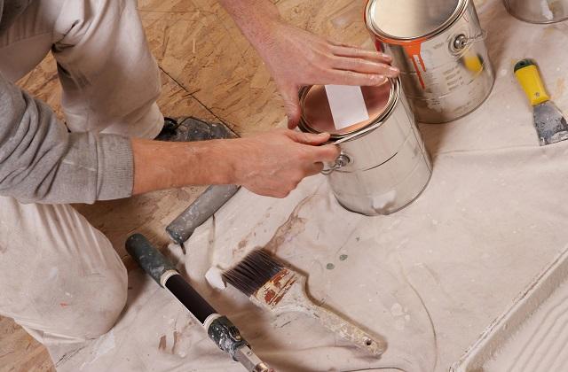 Como remover o cheiro de tinta em casa