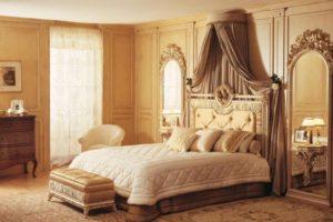 Decorar o quarto em branco e dourado: Detalhes que fazem a diferença