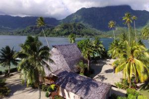 Em venda maravilhosa ilha na Polinésia
