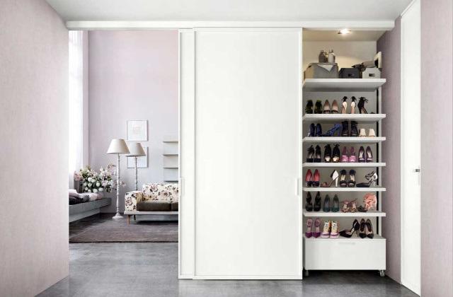 Faça você mesmo: como fazer um armário no quarto