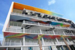 Decorando as varandas com street art