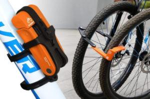 Inbike, o cadeado da bicicleta fácil e seguro