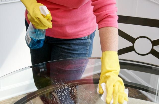 Superfícies de vidro: como limpar corretamente