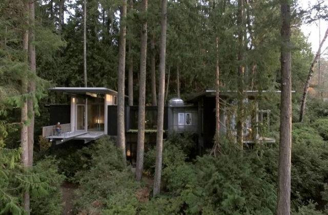 De uma casa de campo de 1912 para uma bela mansão