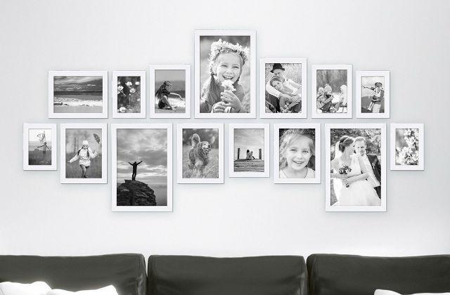Pendurando os quadros: como decorar bem a parede?