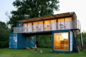 ContainHotel: o hotel contêiner ecológico