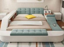 A cama multifuncional para dormir, e muito mais