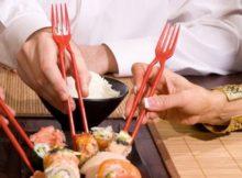 Genial invenção: o garfo chinês
