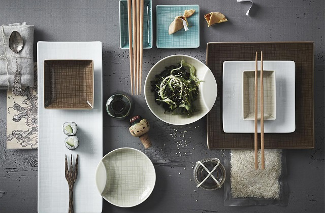 Como decorar a mesa para um jantar oriental