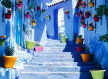 A pérola azul de Marrocos: Chefchaouen