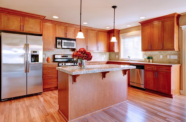 O piso da cozinha: uma escolha importante