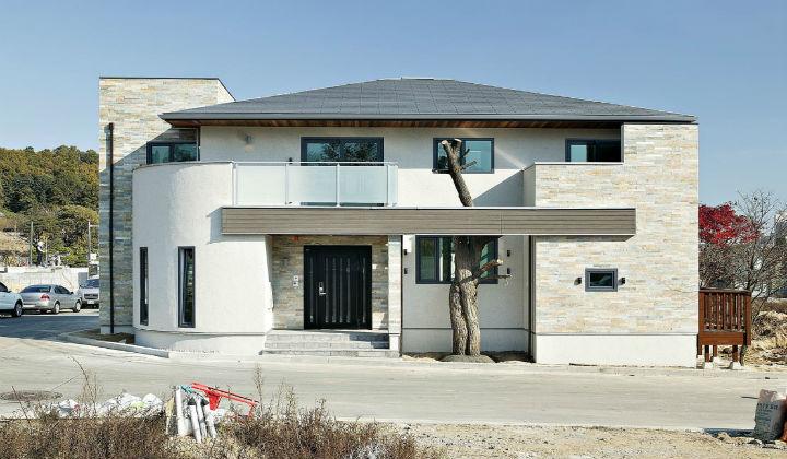 A maravilhosa Zen House
