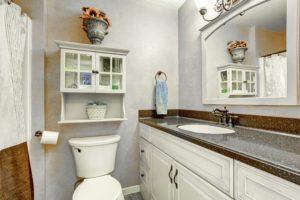 Decorando um banheiro pequeno: idéias e conselhos