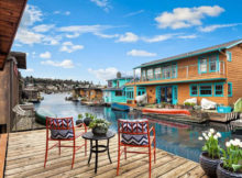 Mudando a vida: a casa flutuante para viver permanentemente no mar
